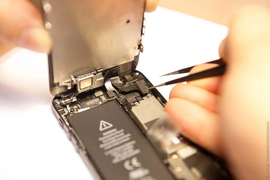 Фото: Ремонт Wi-Fi модуля iPhone 6