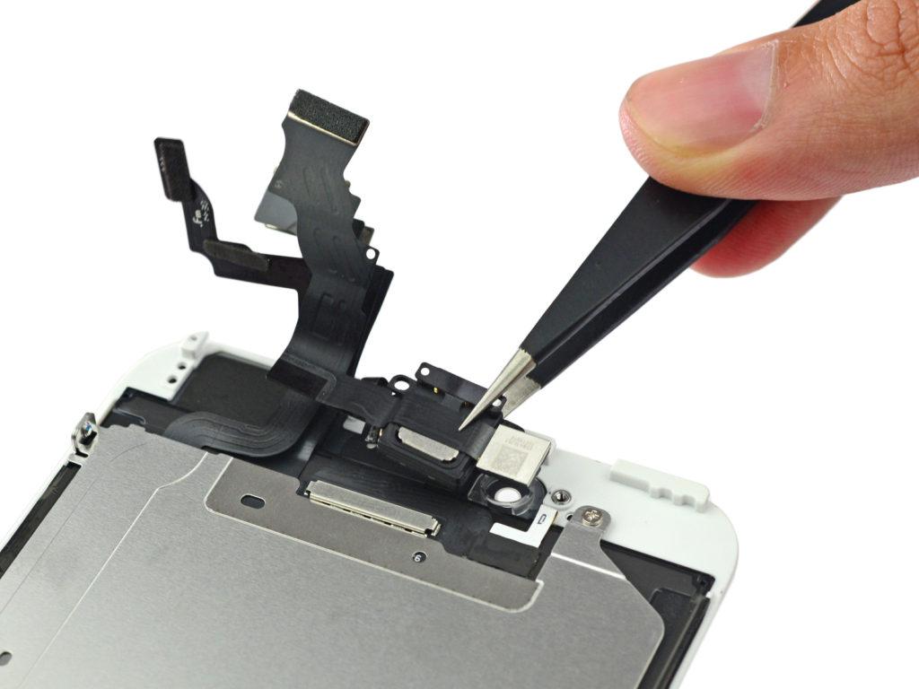Фото: Замена слухового динамика iPhone 6