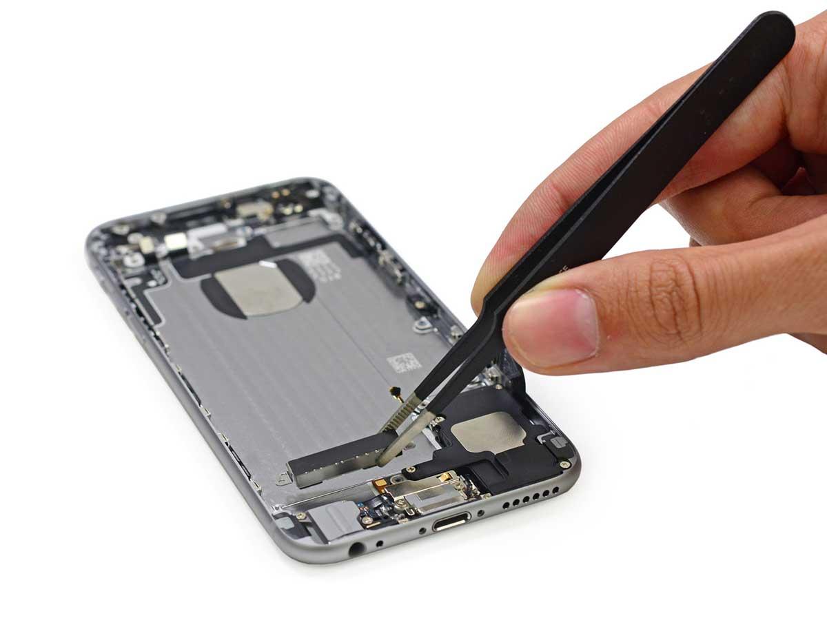Фото: Замена корпуса iPhone 6