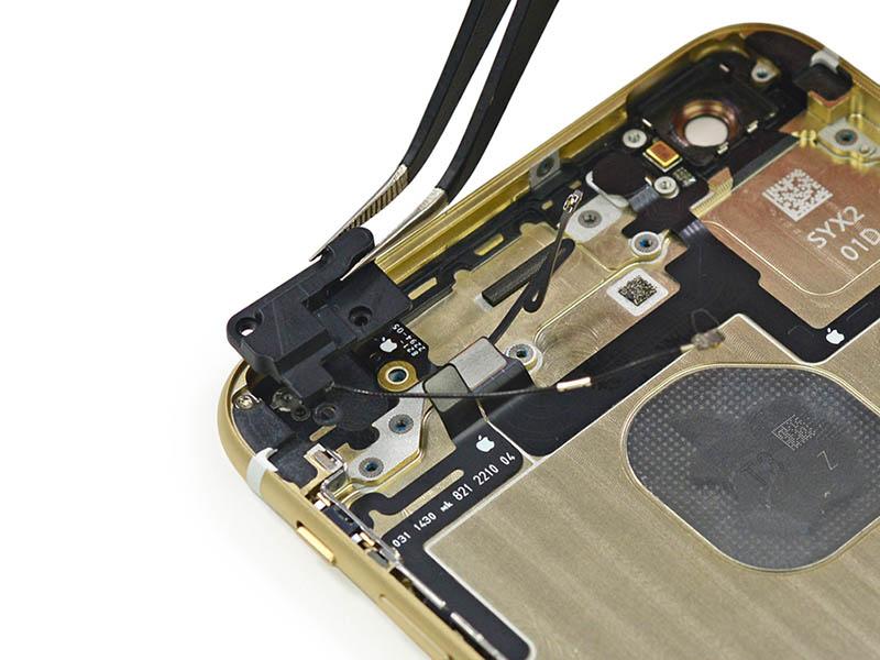 Фото: Ремонт Wi-Fi модуля iPhone 6 Plus