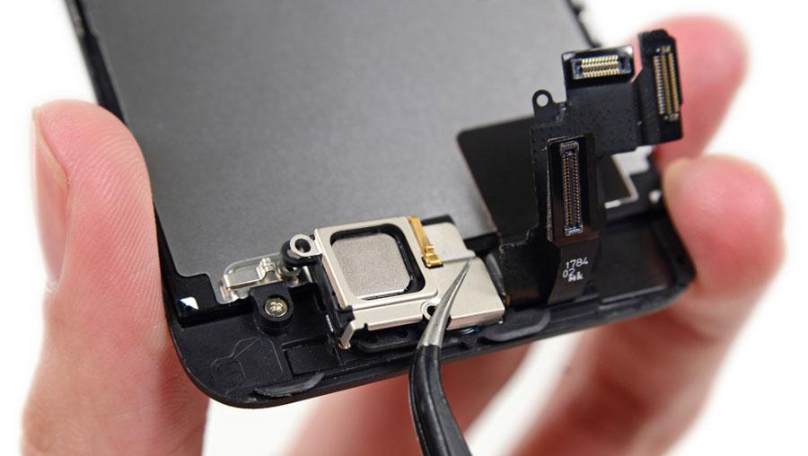Фото: Ремонт верхнего динамика iPhone 6 Plus