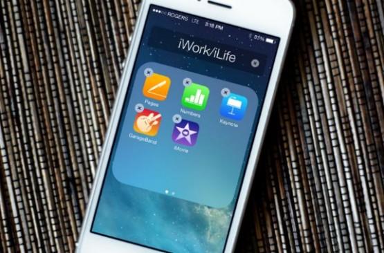hide folders iphone