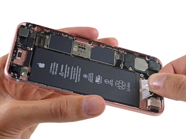 Замена аккумулятора айфон 6 плюс киев