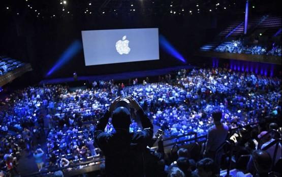 Фото: Презентация iPhone