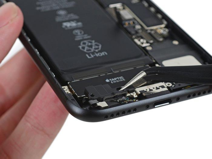 Фото: Замена динамика iPhone 7
