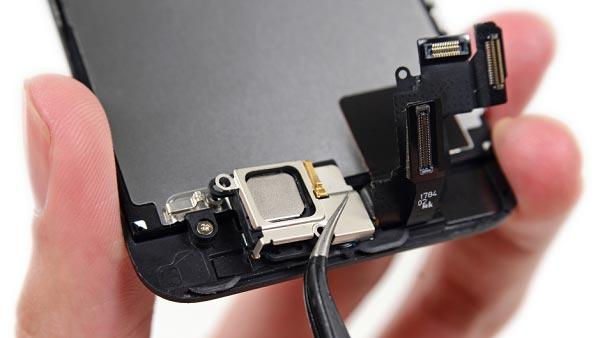 Фото: Замена динамика iPhone 7 plus