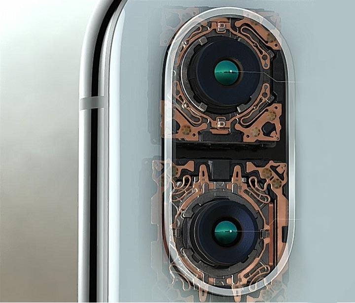 Фото: Ремонт камеры iPhone X