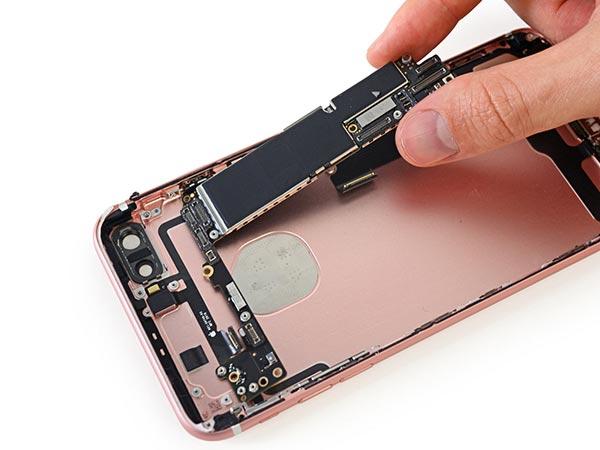 Фото: Замена корпуса iPhone 7